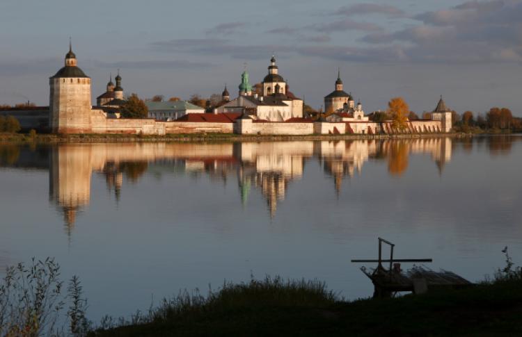 Великое наследие Кирилло-Белозерского монастыря