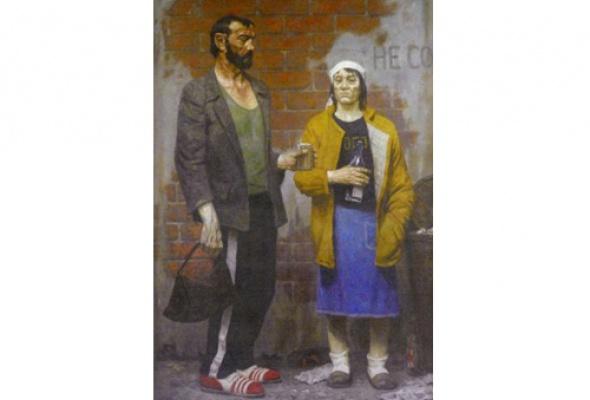 Реализм в русском искусстве второй половины XX века - Фото №1