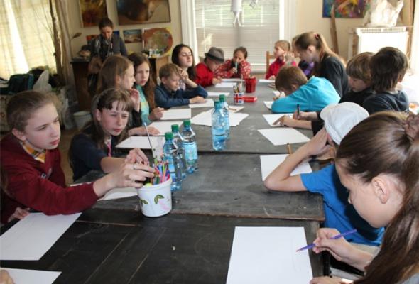 Детская художественная школа - Фото №1