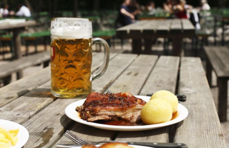 Фестиваль чешской национальной кухни