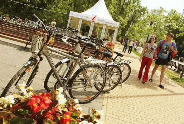 5главных открытых площадок Москвы - Фото №2