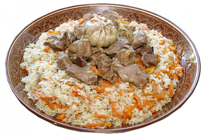 Рецепт: Узбекский плов