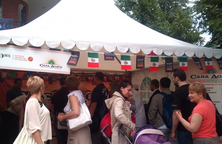 Time Out Москва представил лучшие рестораны наФестивале мировой еды