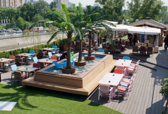 25лучших летних веранд кафе иресторанов - Фото №0