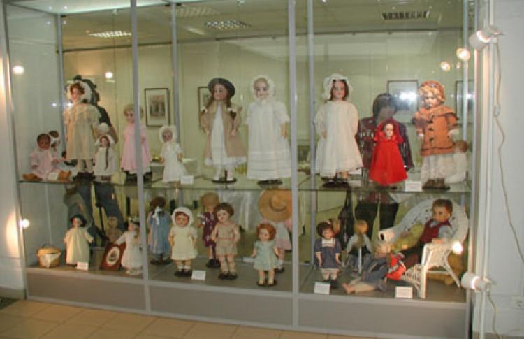 Музей Уникальных Кукол
