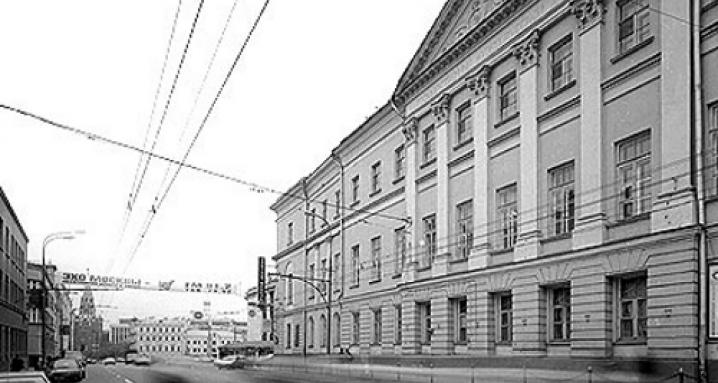 Музей архитектуры им. А. В. Щусева