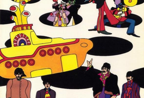 The Beatles: Желтая подводная лодка - Фото №2