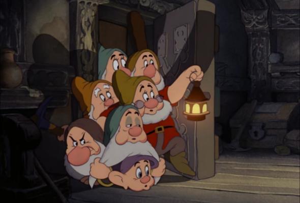 Белоснежка и семь гномов - Фото №0