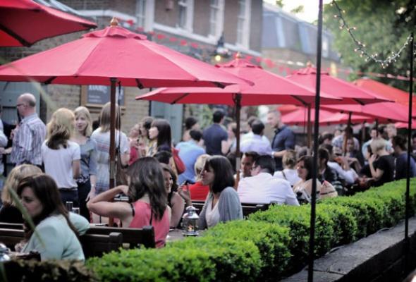 100 лучших мест Лондона, помнению его жителей - Фото №19