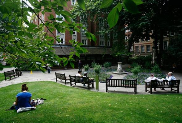 100 лучших мест Лондона, помнению его жителей - Фото №24