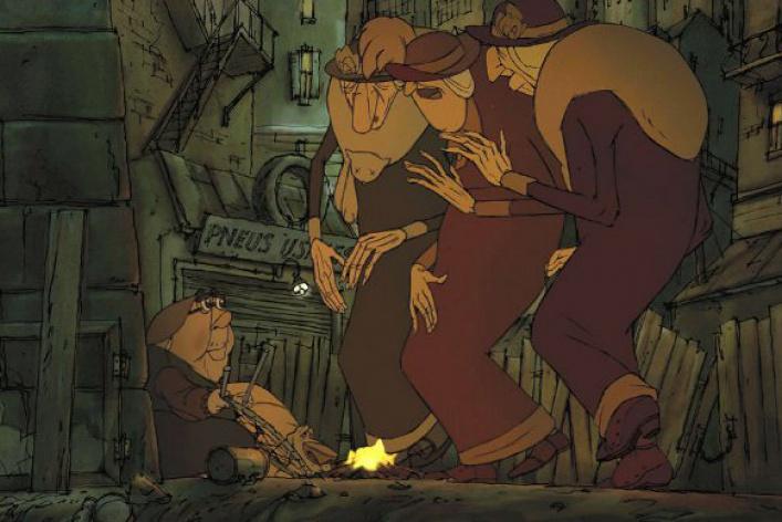 50лучших полнометражных мультфильмов