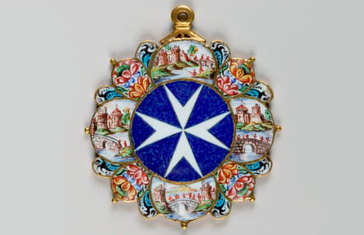 Мальтийский орден: страницы героического прошлого