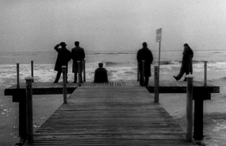 Ранние фильмы Феллини и итальянский неореализм
