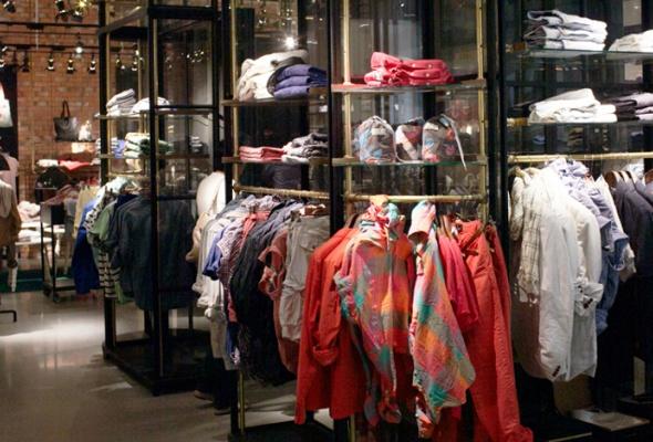 Первый вРоссии магазин Scotch&Soda открылся в«Метрополисе» - Фото №1