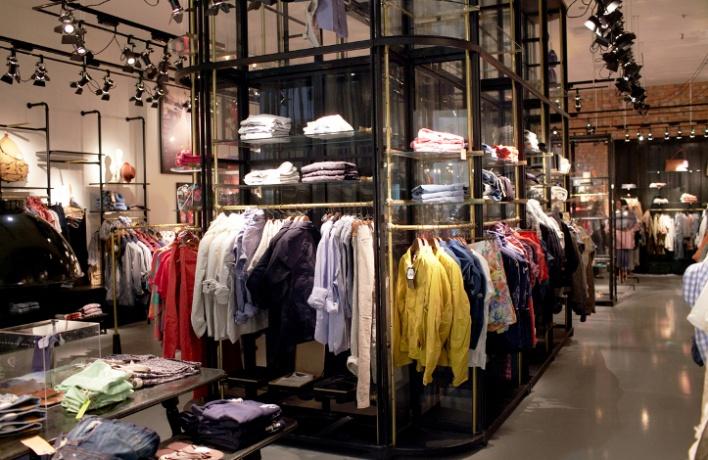 Первый вРоссии магазин Scotch&Soda открылся в«Метрополисе»