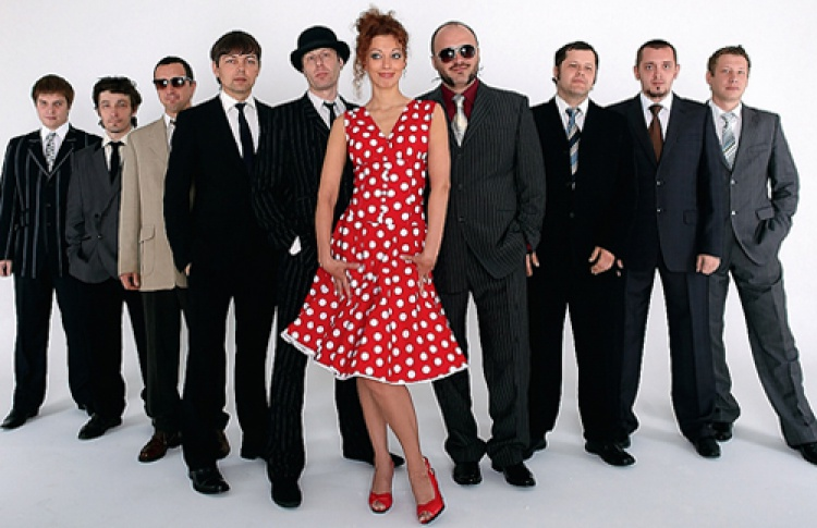 Saint Petersburg Ska-Jazz Review