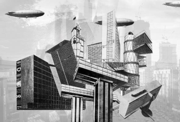 Город как интерьер. От идей авангарда к современному мегаполису - Фото №0