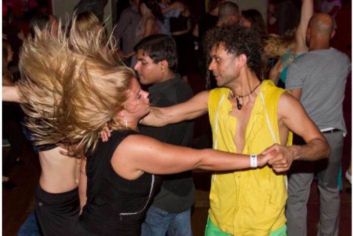 Московский Международный Конгресс по бразильским танцам
