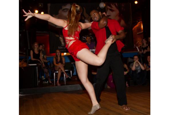 Московский Международный Конгресс по бразильским танцам - Фото №2