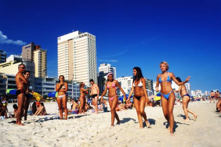 Бразилия: Рио-де-Жанейро