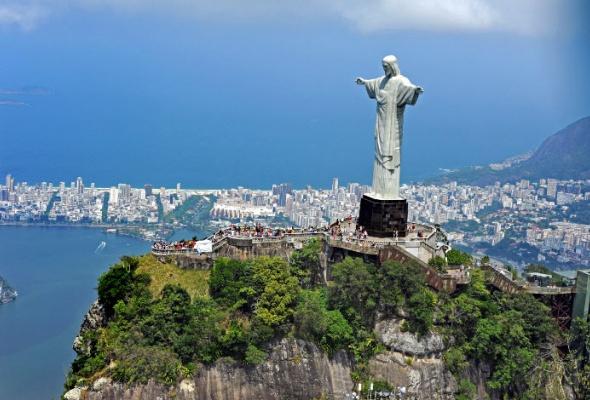 Бразилия: Рио-де-Жанейро - Фото №0