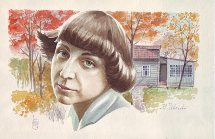 Литературная иконография в почтовых миниатюрах