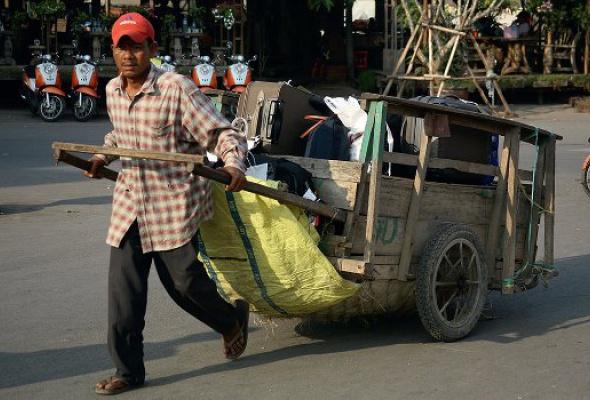 Камбоджа: Ангкор-Ват иПномпень - Фото №3