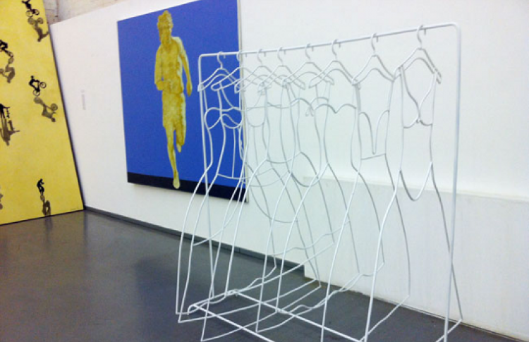 Групповая выставка художников