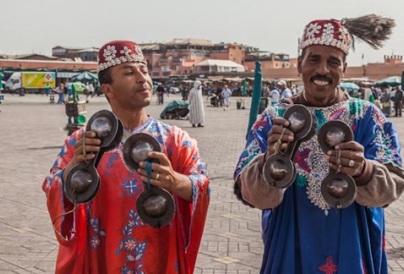 Марокко: Марракеш - Фото №3