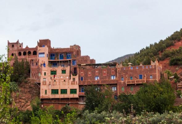 Марокко: Марракеш - Фото №0