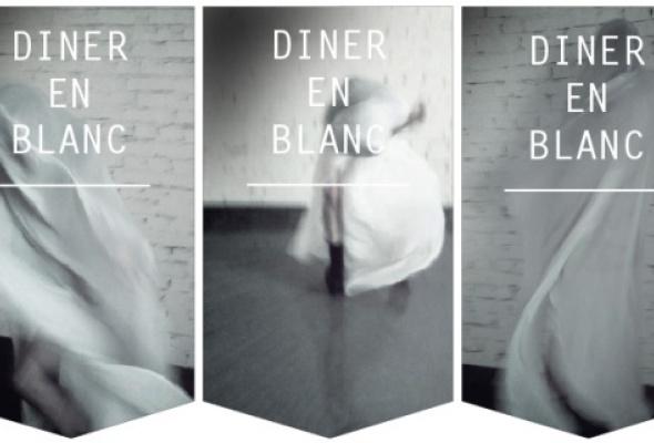 Французский флешмоб Diner enBlanc в«Тайге» - Фото №0