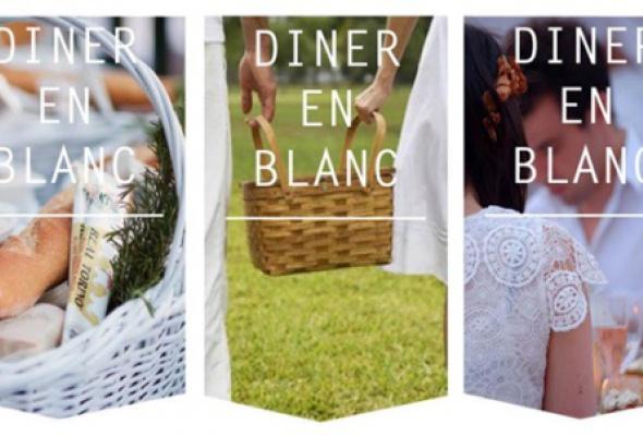 Французский флешмоб Diner enBlanc в«Тайге» - Фото №1