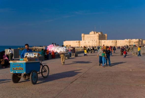 Египет: Александрия - Фото №2