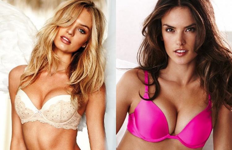 Впервые в России пройдет распродажа Victoria's Secret