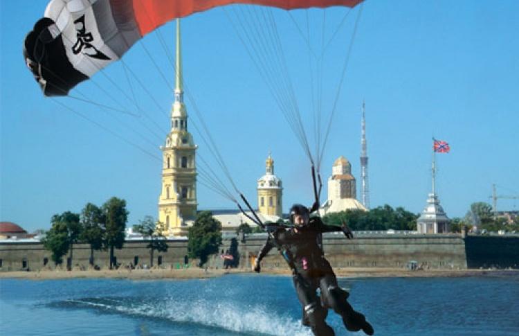 """Фестиваль купольного пилотирования """"Fly Station"""""""