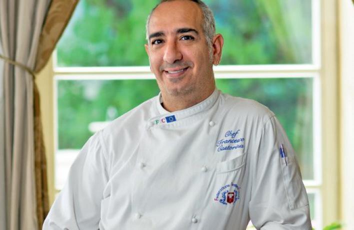 Новый шеф-повар в«Вилла Роза»