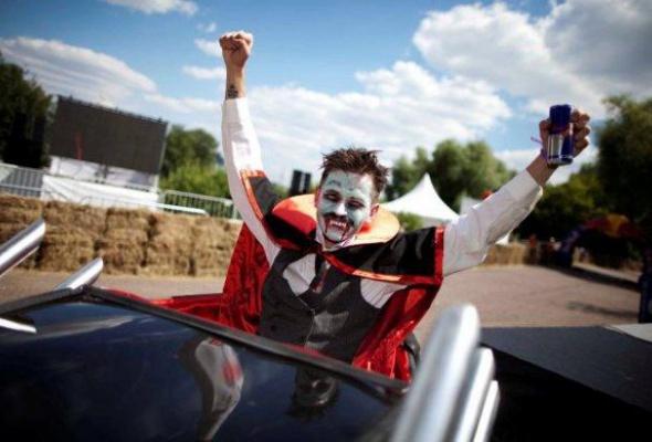 Шоу Red Bull Soapbox Race прошло вКрылатском - Фото №1