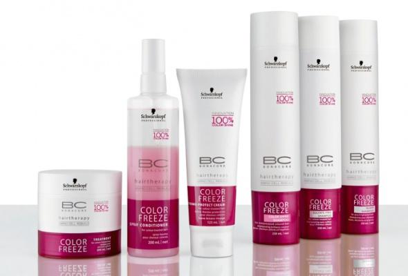 Коллекция для окрашенных волос BСColor Freeze отSchwarzkopf Professional - Фото №0
