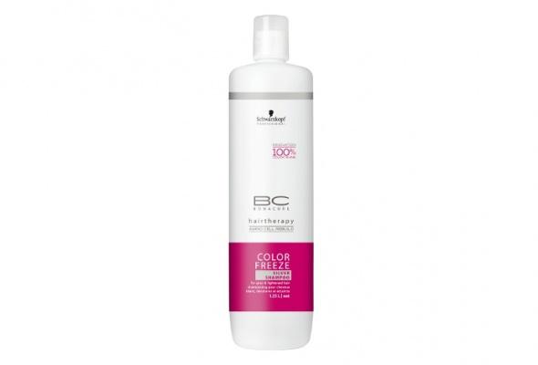 Коллекция для окрашенных волос BСColor Freeze отSchwarzkopf Professional - Фото №1