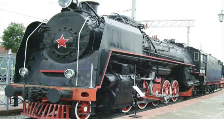 Музей истории железнодорожной техники Московской железной дороги