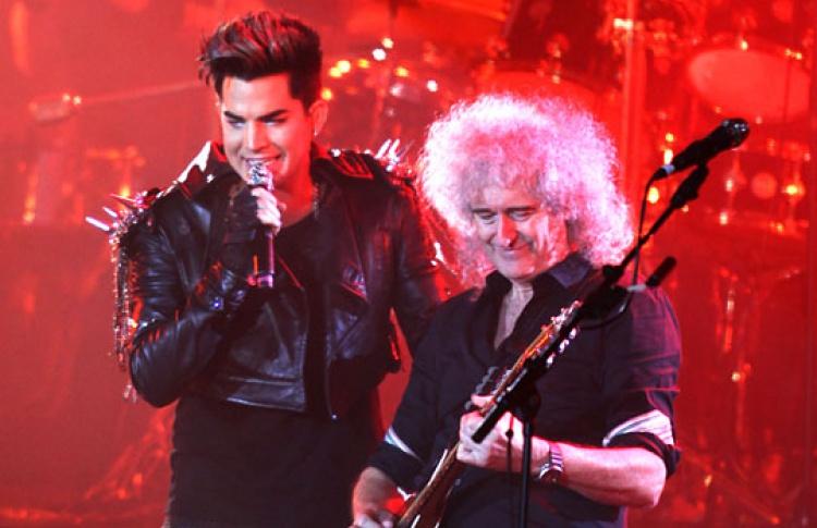 Queen + Адам Ламберт