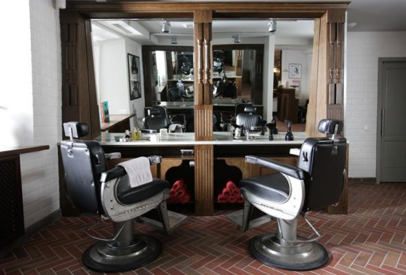 НаПатриарших открылся салон красоты для мужчин - Фото №1