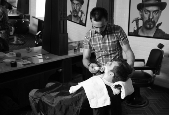 НаПатриарших открылся салон красоты для мужчин - Фото №3