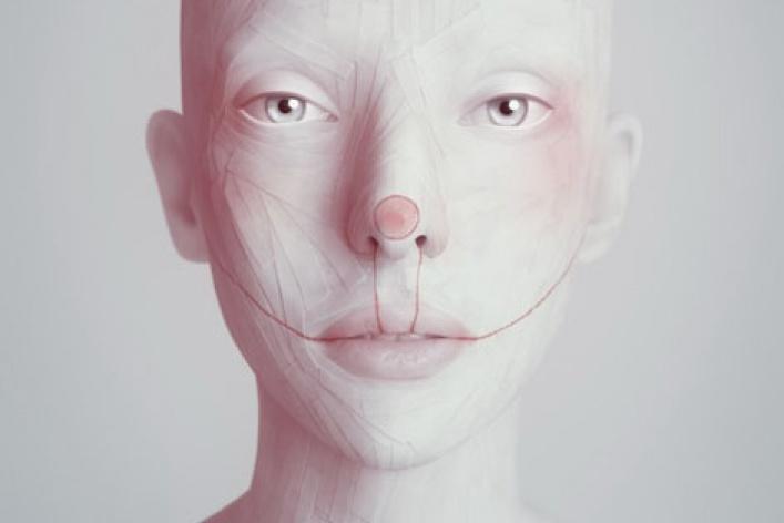Олег Доу «Чужое лицо»