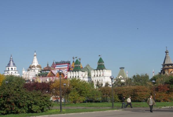 Кремль в Измайлово - Фото №3
