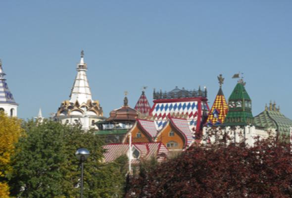 Кремль в Измайлово - Фото №4