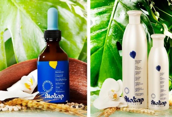 Восстановление волос косметикой Eliokap Top Level - Фото №1