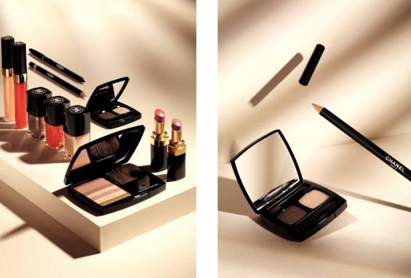 Летняя коллекция макияжа Summertime deChanel - Фото №5