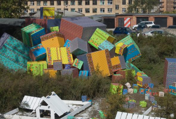 Московская биеннале молодого искусства - Фото №3