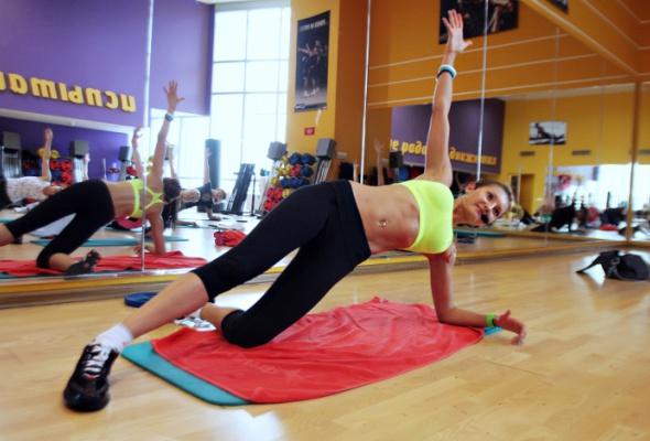Новые фитнес-программы вклубах «Физкульт»: танцы иупражнения напресс - Фото №0